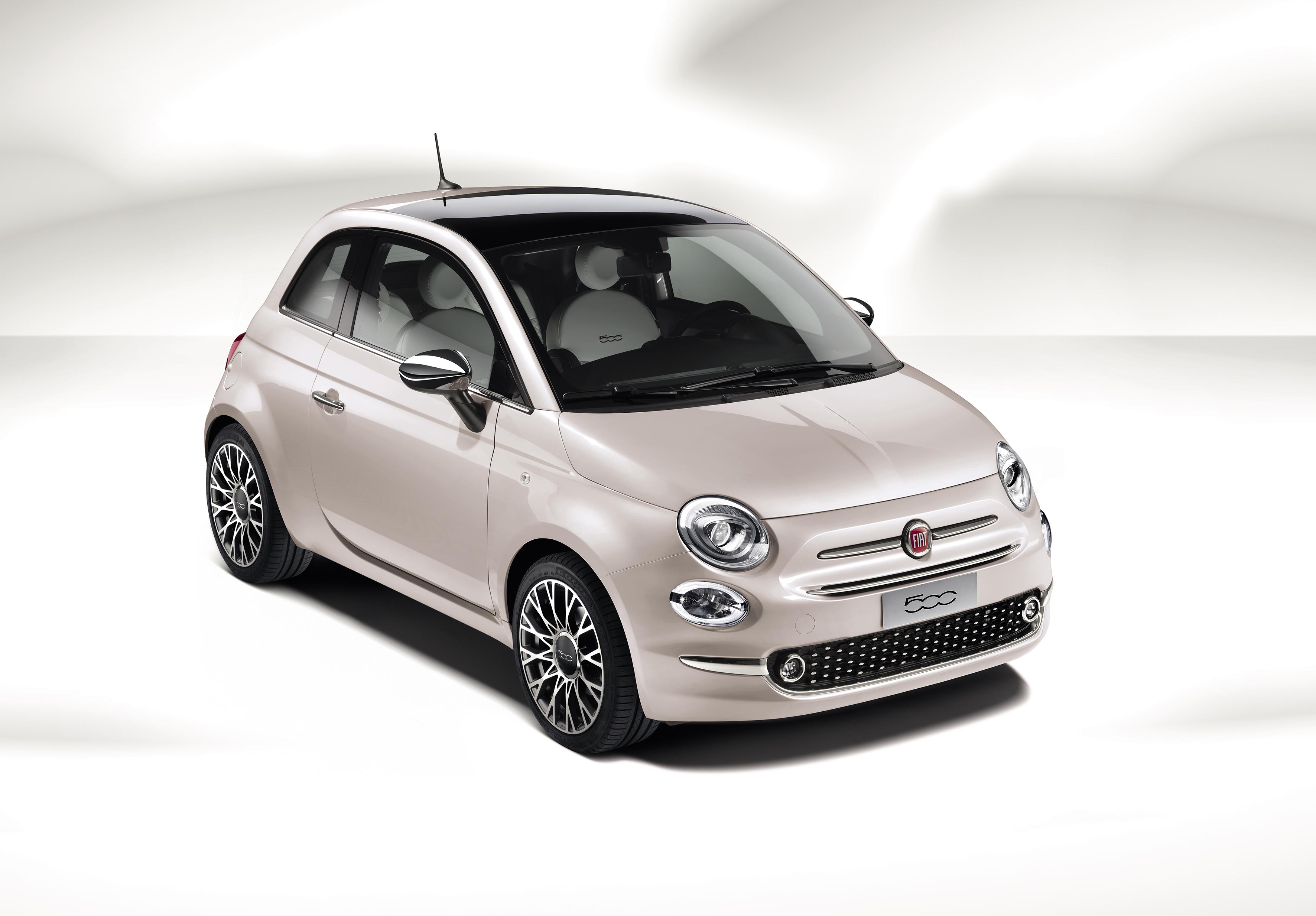 New Star And Rockstar To Head Up Fiat 500 Range Press Fiat Group