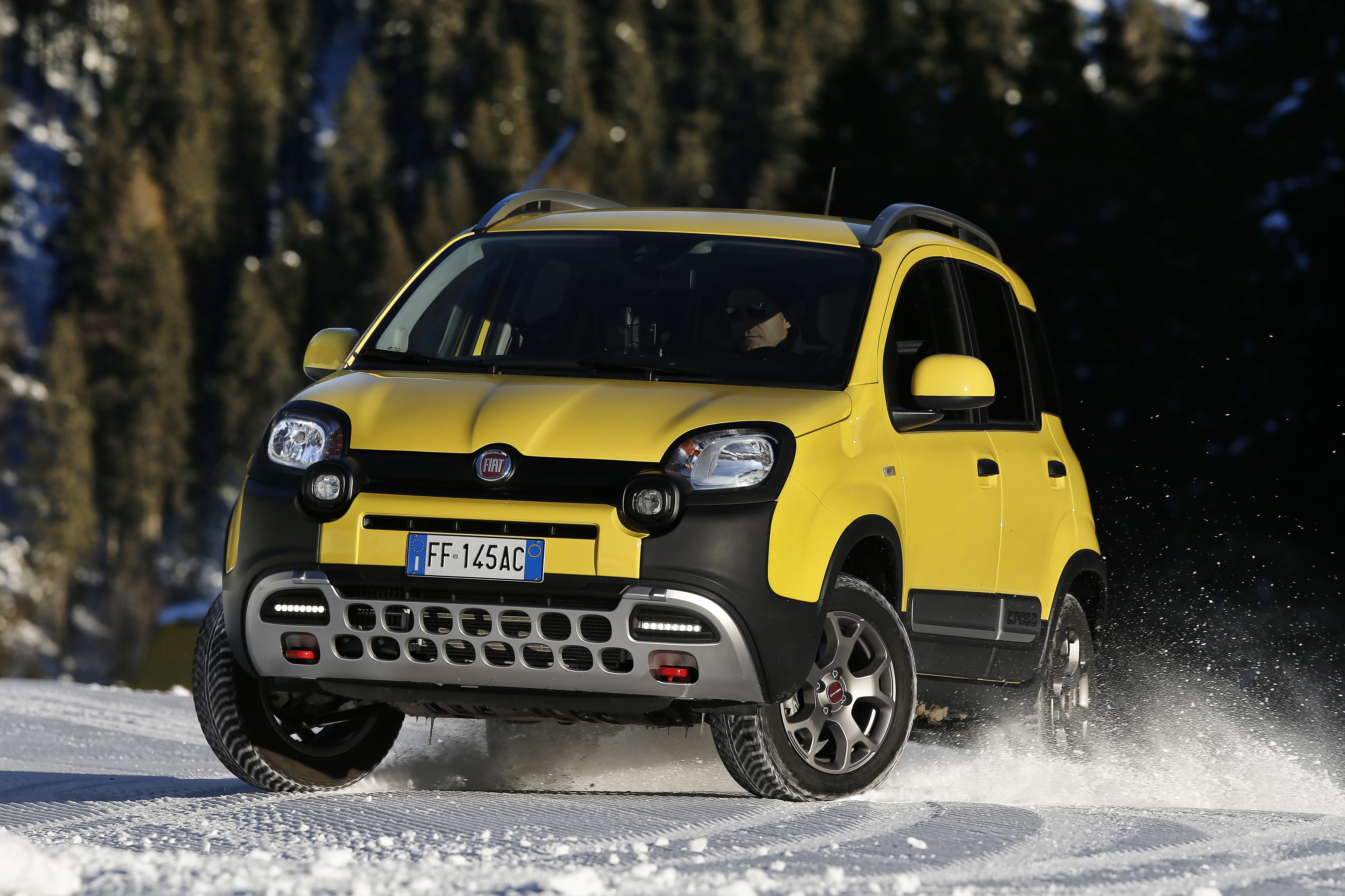 Fiat 500 Pop >> PANDA CROSS DOMINATES CROSSOVER CATEGORY AT 4X4 MAGAZINE ...