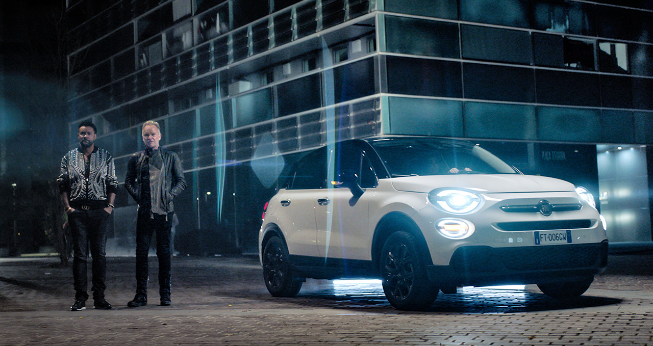New Fiat Advertising Campaign celebrates 2019 Grammy Award